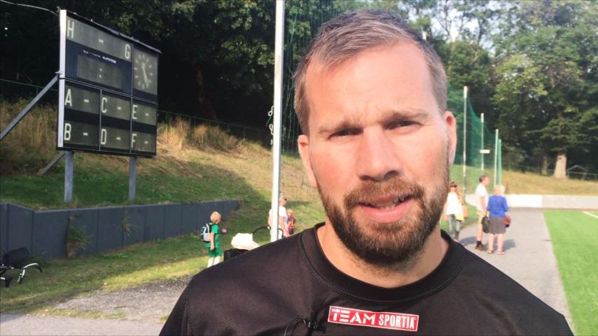 Inför derbyt Hammarby - AIK Pär Lagerström