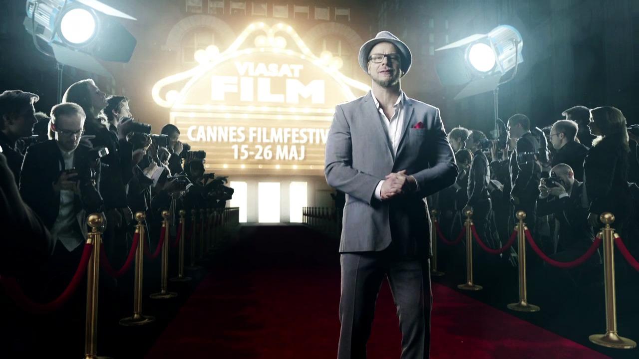 Viasat Film till filmfestivalen i Cannes 2013