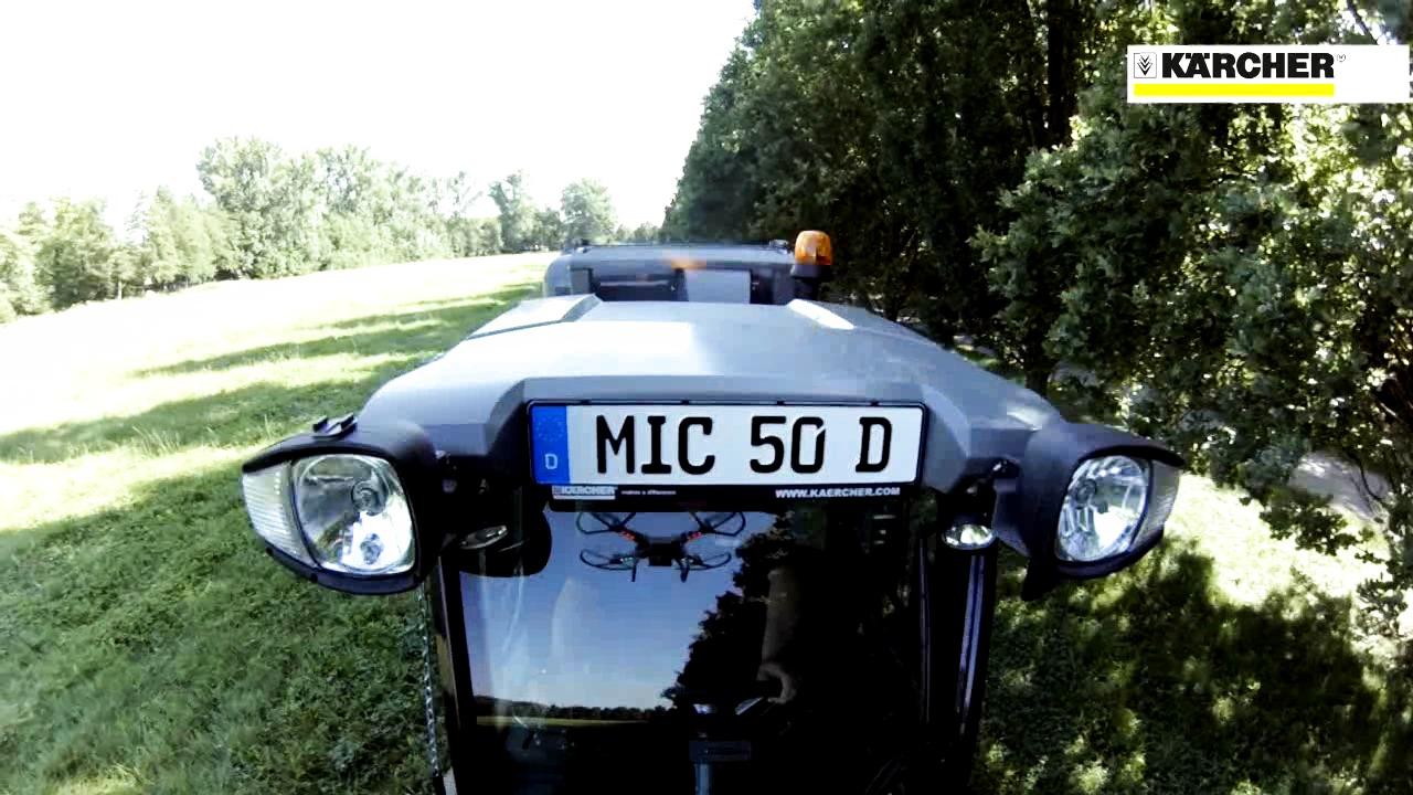 MIC 50 sommervedlikehold