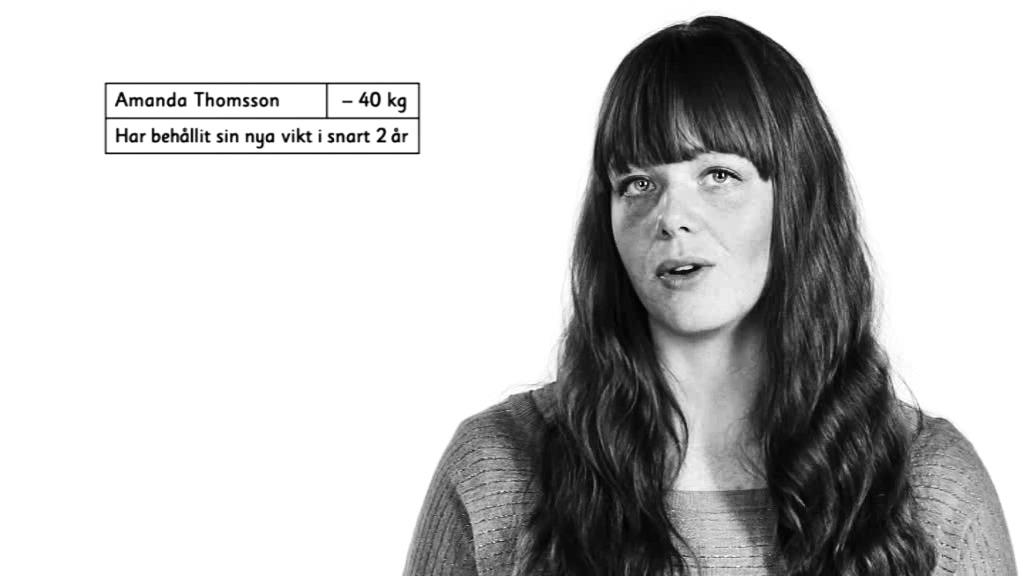 Itrim reklamfilm höst 2013 - Amanda