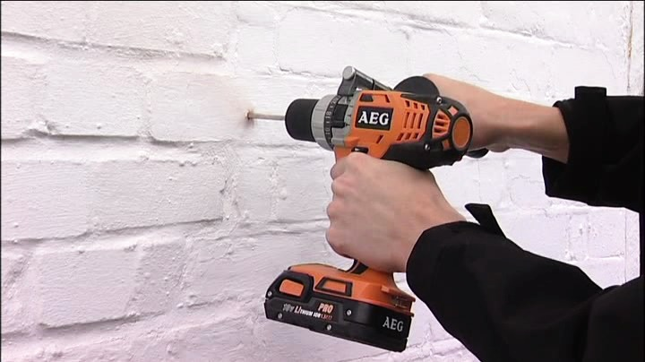 AEG PRO Lithium-Ion video