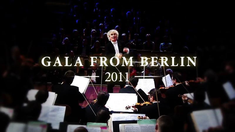 Berlinfilharmonikernas maffiga nyårskonsert - live på bio i Sverige