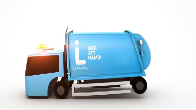 Återvinning med IL Recycling