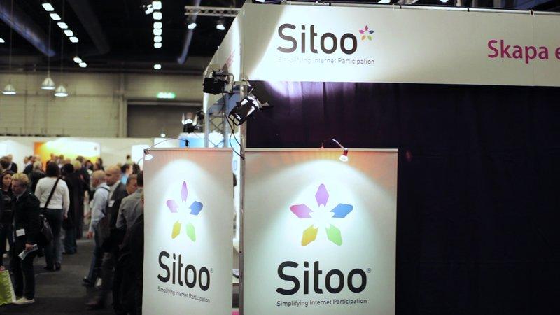 Skapa en vinnande hemsida med Sitoo -  Eget Företag 2010