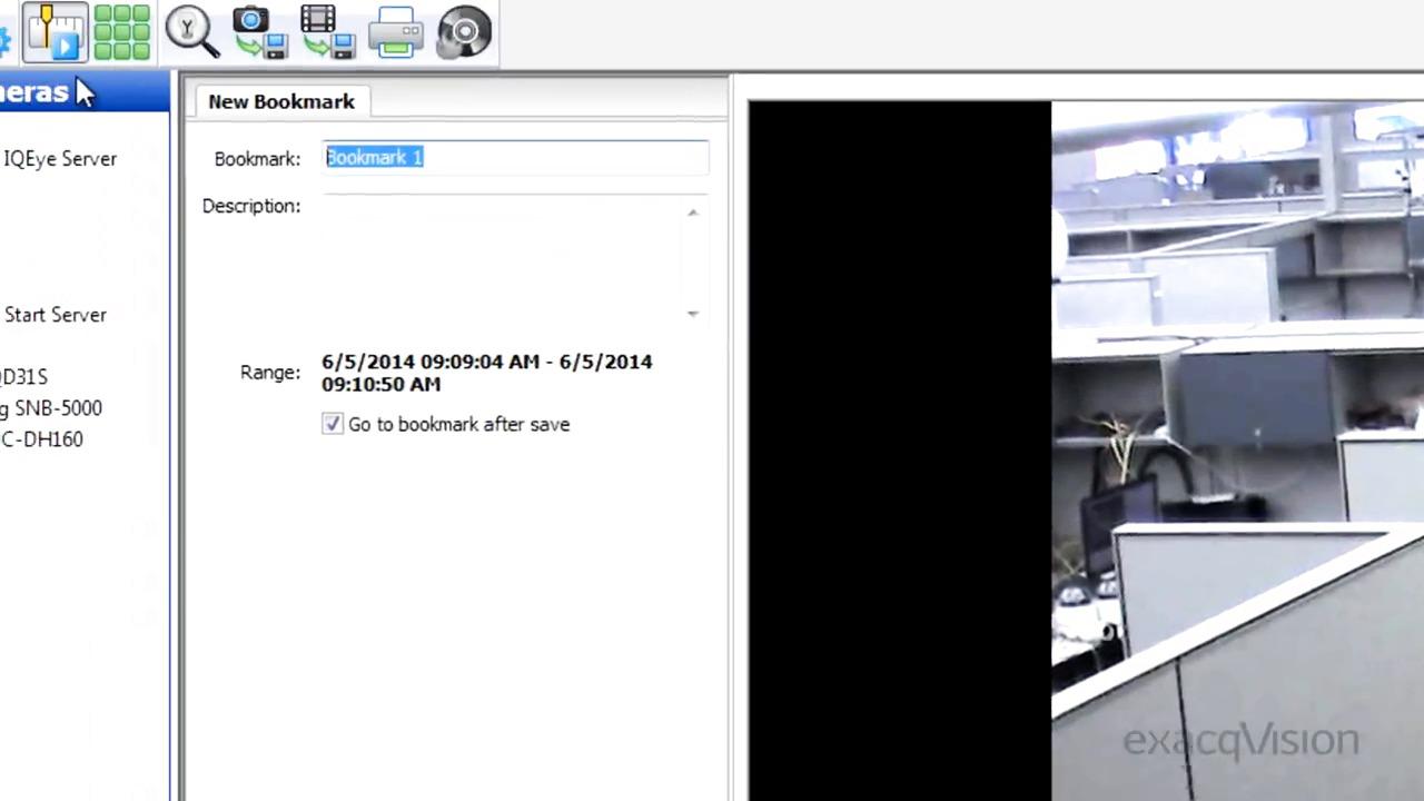 Kameraövervakning från Gate Security - exacqVision VMS 6.2