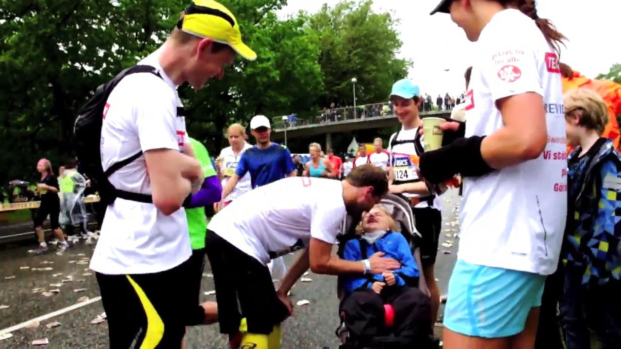 Team Nordmark Stockholm Marathon 2014
