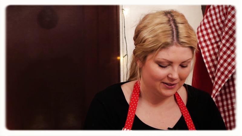 Julköttbullar med fetaost - ett grekiskt julbord med Jennie Benjaminsson