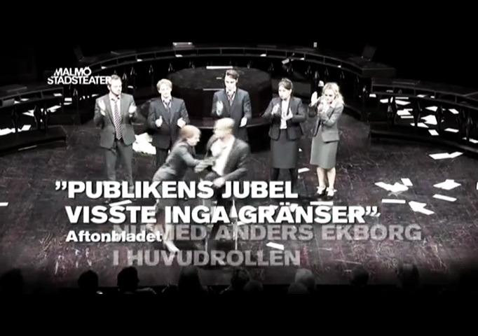 Ingvar med Malmö Stadsteater