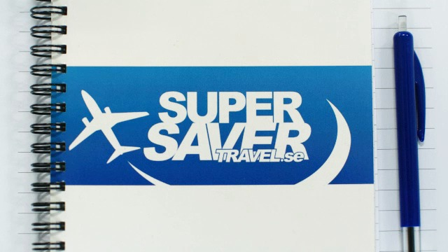 Supersavertravel tv-reklam