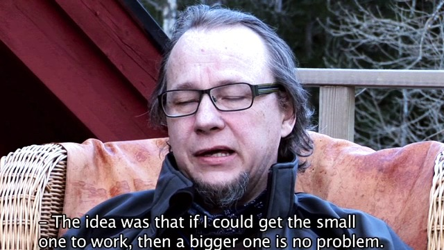 Plantacut #5 - The Innovator - Mr Åke Olsson