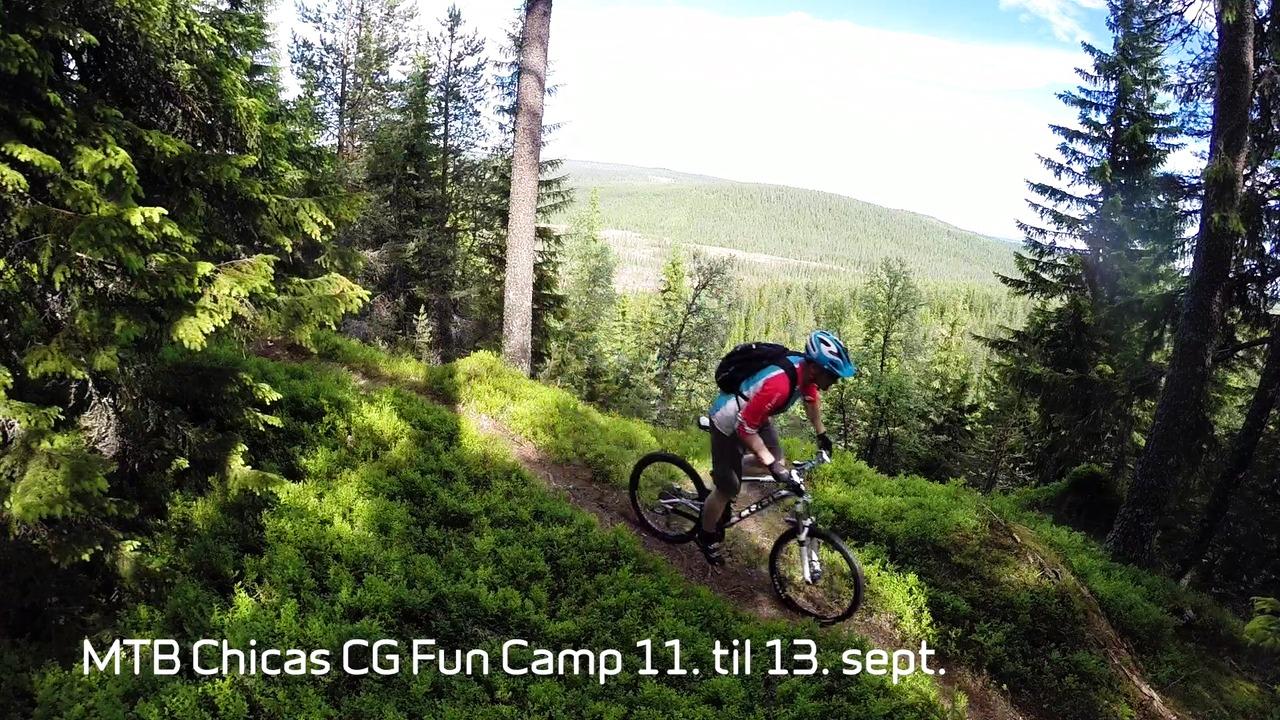 Fra ski til sykkel i Trysil