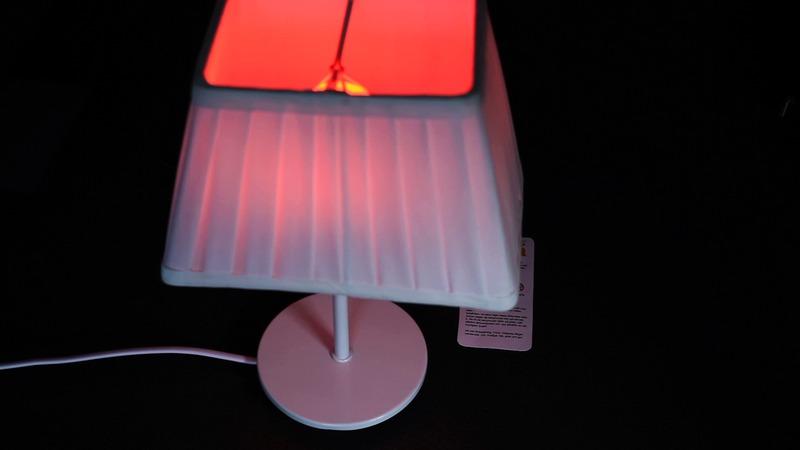 Mysljus, silikonhuva för lågenergilampor