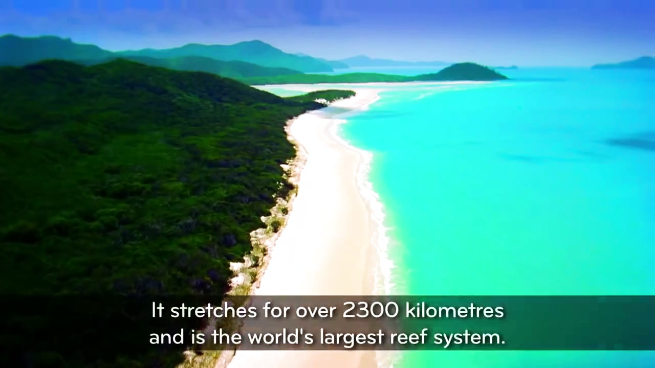 Great Barrier Reef - Australia