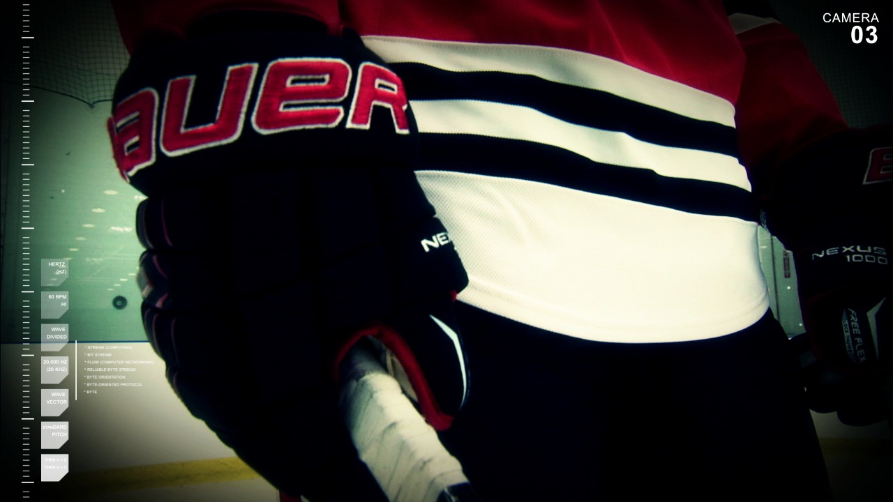Bauer Hockey is using TeXtreme® Technology