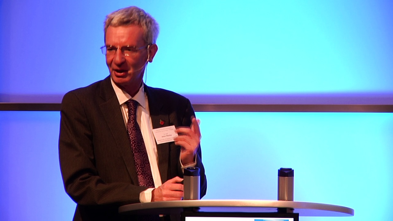 Dr James Mackay myRisk Experience in London