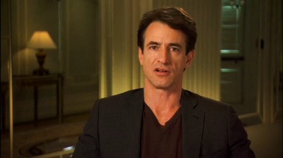 Dermot Mulroney; 'Universal, Congratulations on a hundred years. I can't tell you how much I appreciate the work I've had with you, and I look forward to many more'