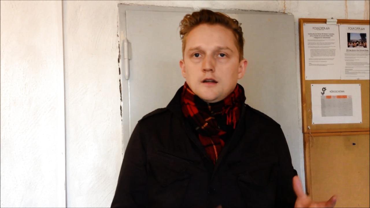 Intervju Linus Fellbom