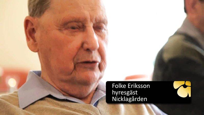 Arla Guldko® 2010 - finalist i Bästa Seniorservering - Nicklagården