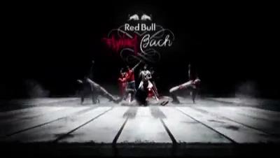 RED BULL FLYING BACH - DE VILDESTE BREAKDANCE MOVES