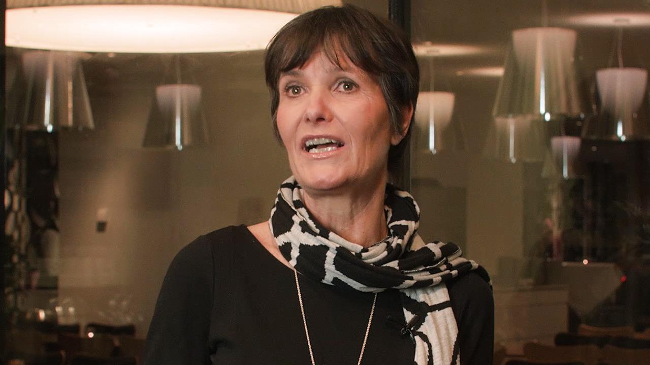 Årets medarbejder - Mette Spangenberg