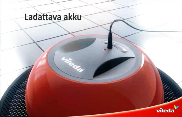 Virobi robottimoppi kerää pölyt lattialta puolestasi