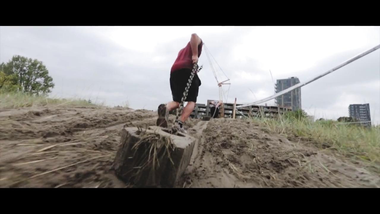 Nordic Race - The Beach