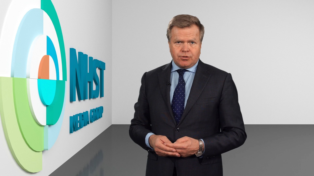NHST Media Group - Kvartalsrapport 1. kvartal 2015 video presentasjon