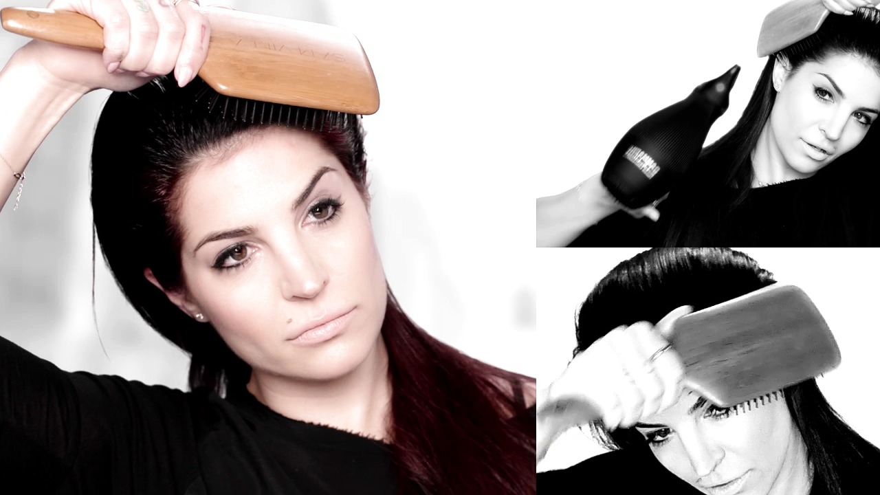 REDKEN Wrappony tutorial