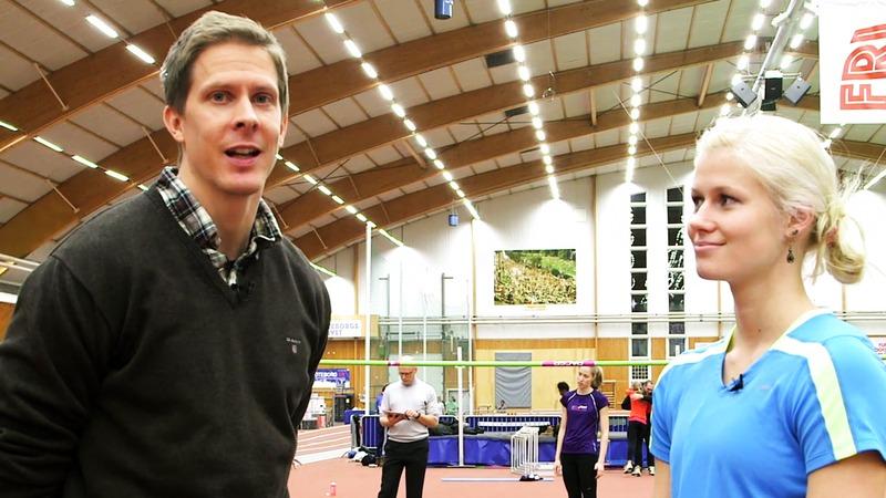 Friidrott for dummies med Christian Olsson - Mångkamp