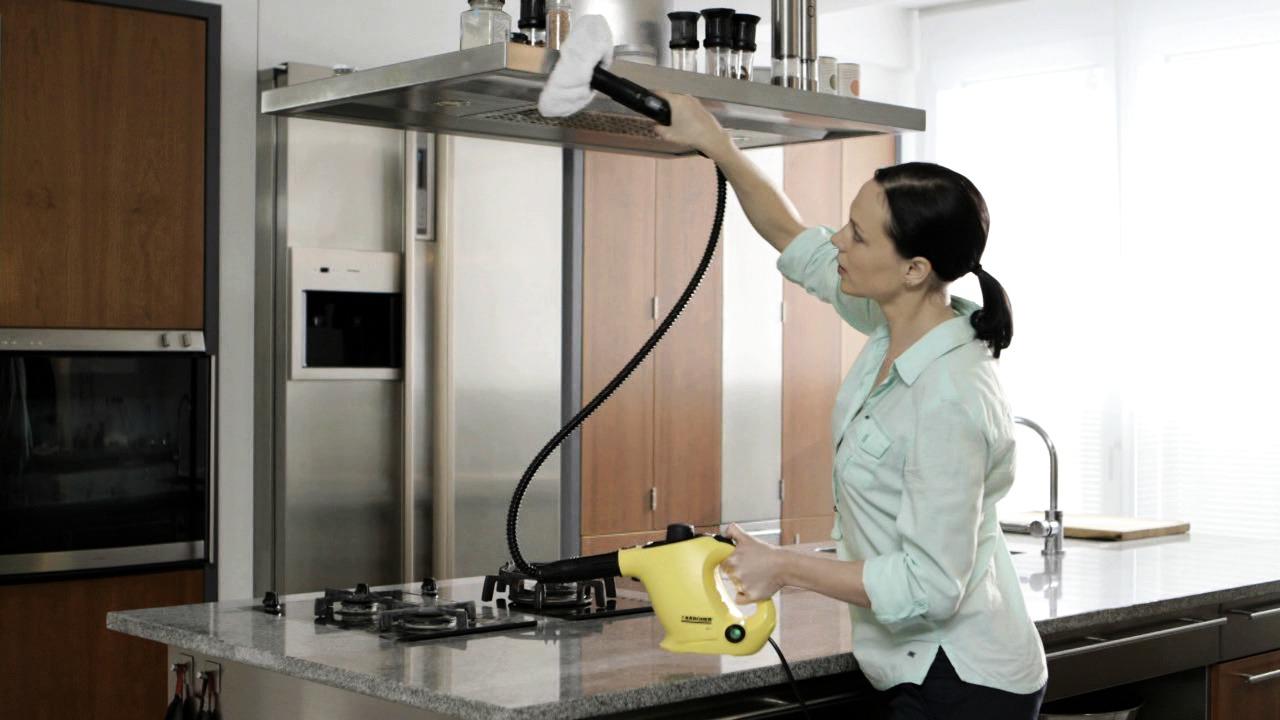 Kärcher SC1 höyrypuhdistin - tuotevideo