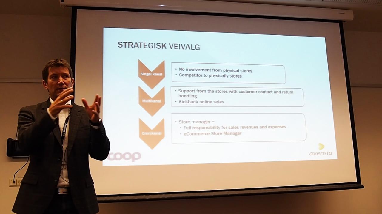 COOP - En e-handel som hanterar alla våra kedjor