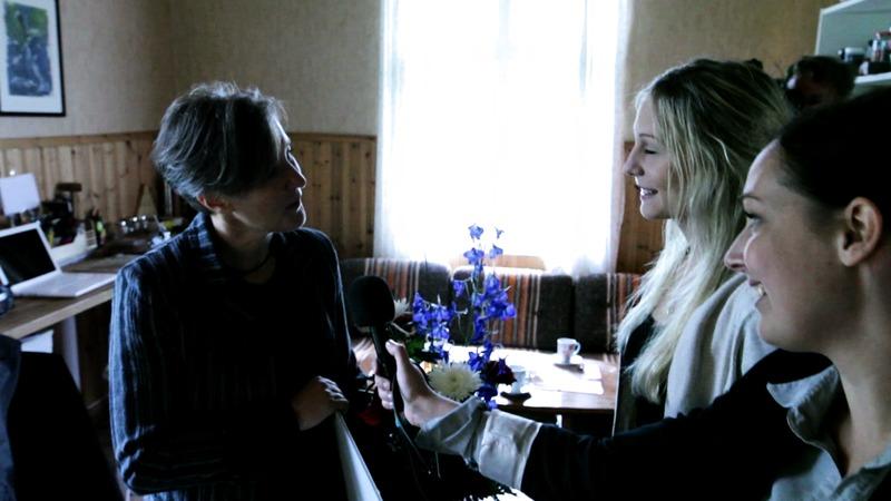 Jonna Jinton vann Norrmejerier-stipendiet i Västernorrland