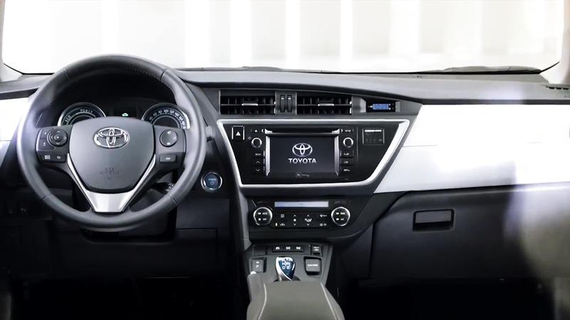 Oplev den nye Toyota Auris