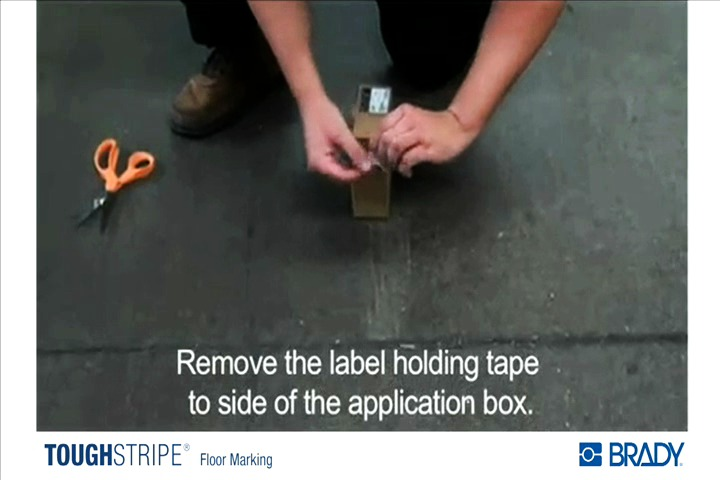 ToughStripe Floor Marking Tapes