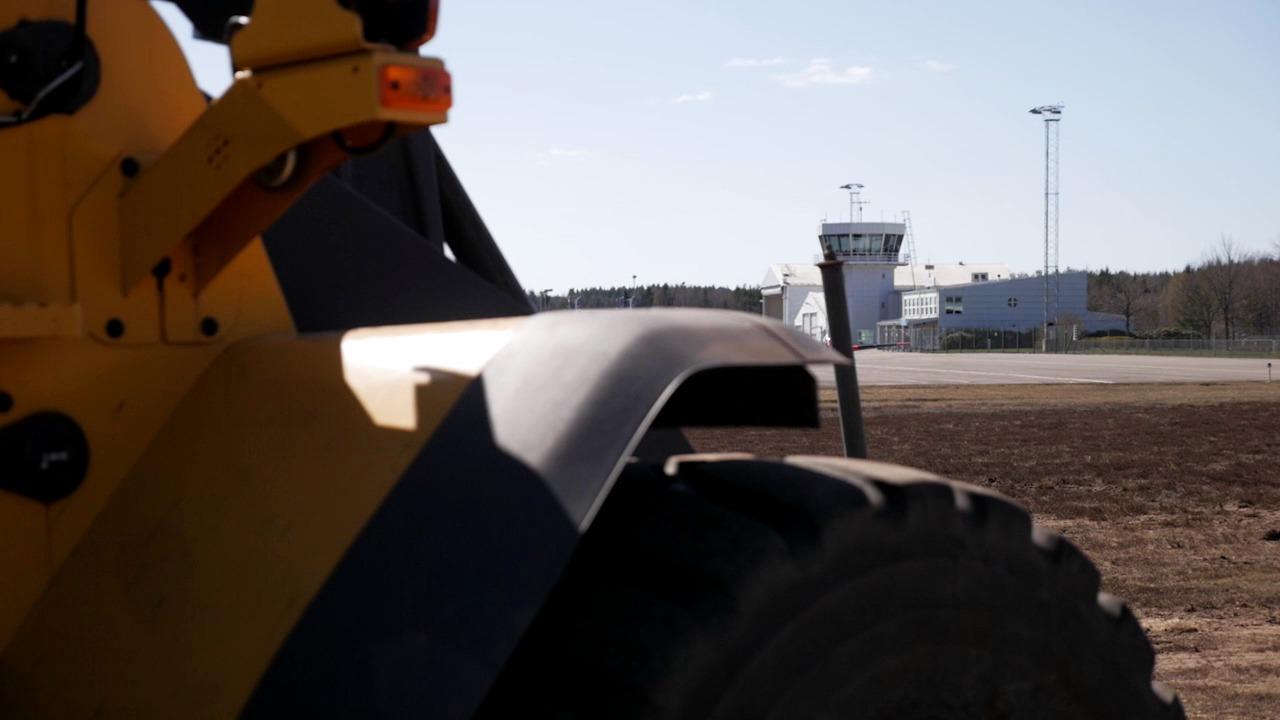 From Rock to Race - se filmen om hur STCC Volvo Race skapades på Skövde flygplats