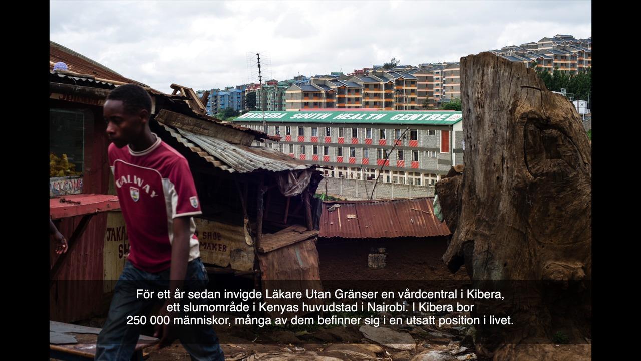 Nytt hivprojekt i västra Kenya