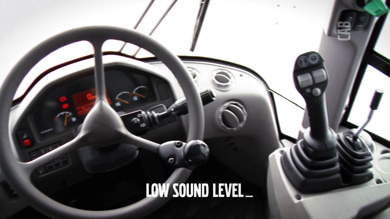 Volvo L45G och L50G - film om Volvos kompakta hjullastare