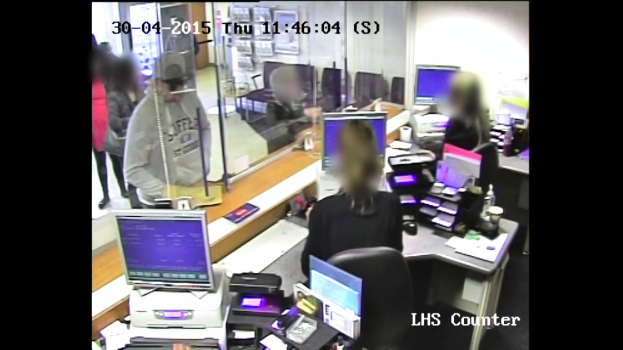 CCTV from Building Society