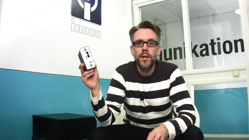 3G router för NMT450 presenteras av Ulf Seijmer