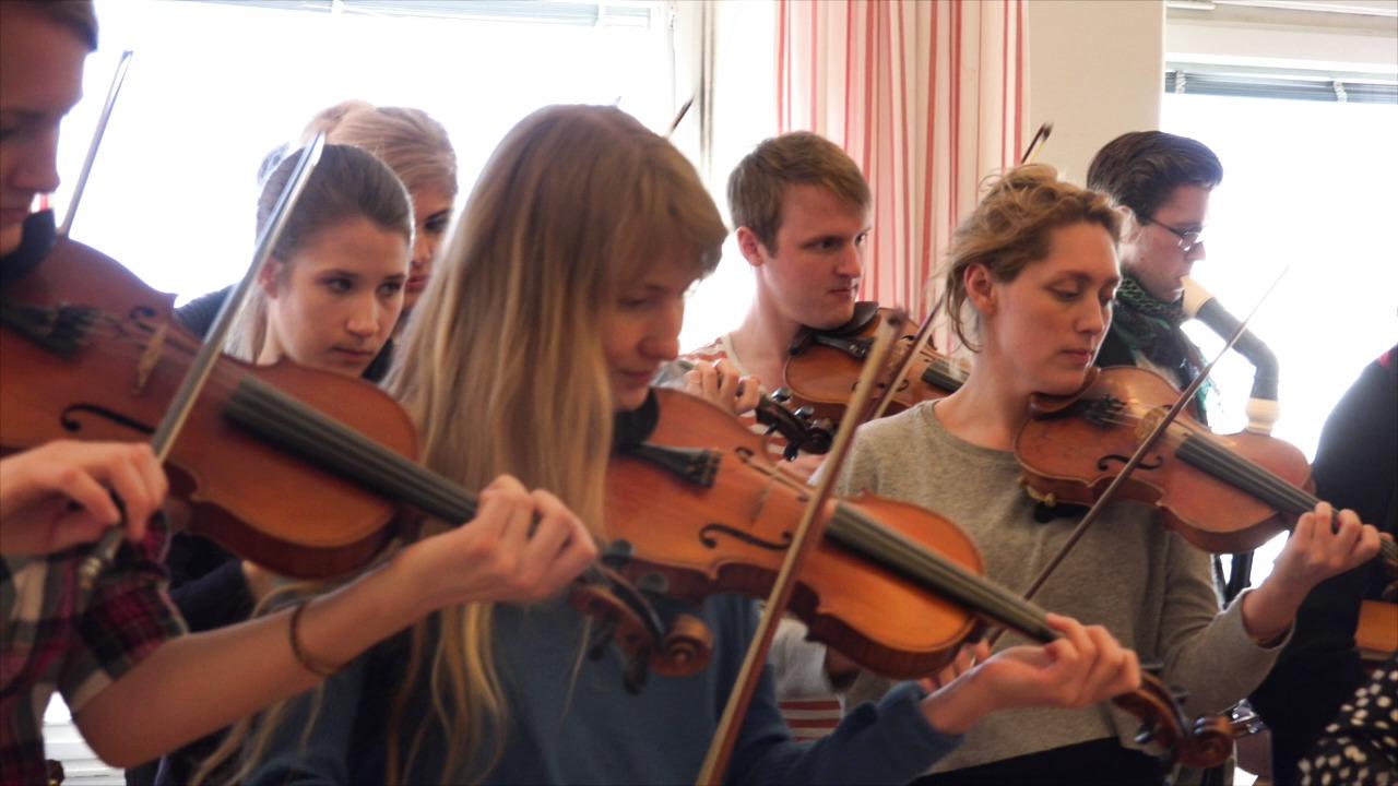 Trailer till LÅT! Kungl. Musikhögskolans folkmusikfest 4, 6, 7 maj 2015
