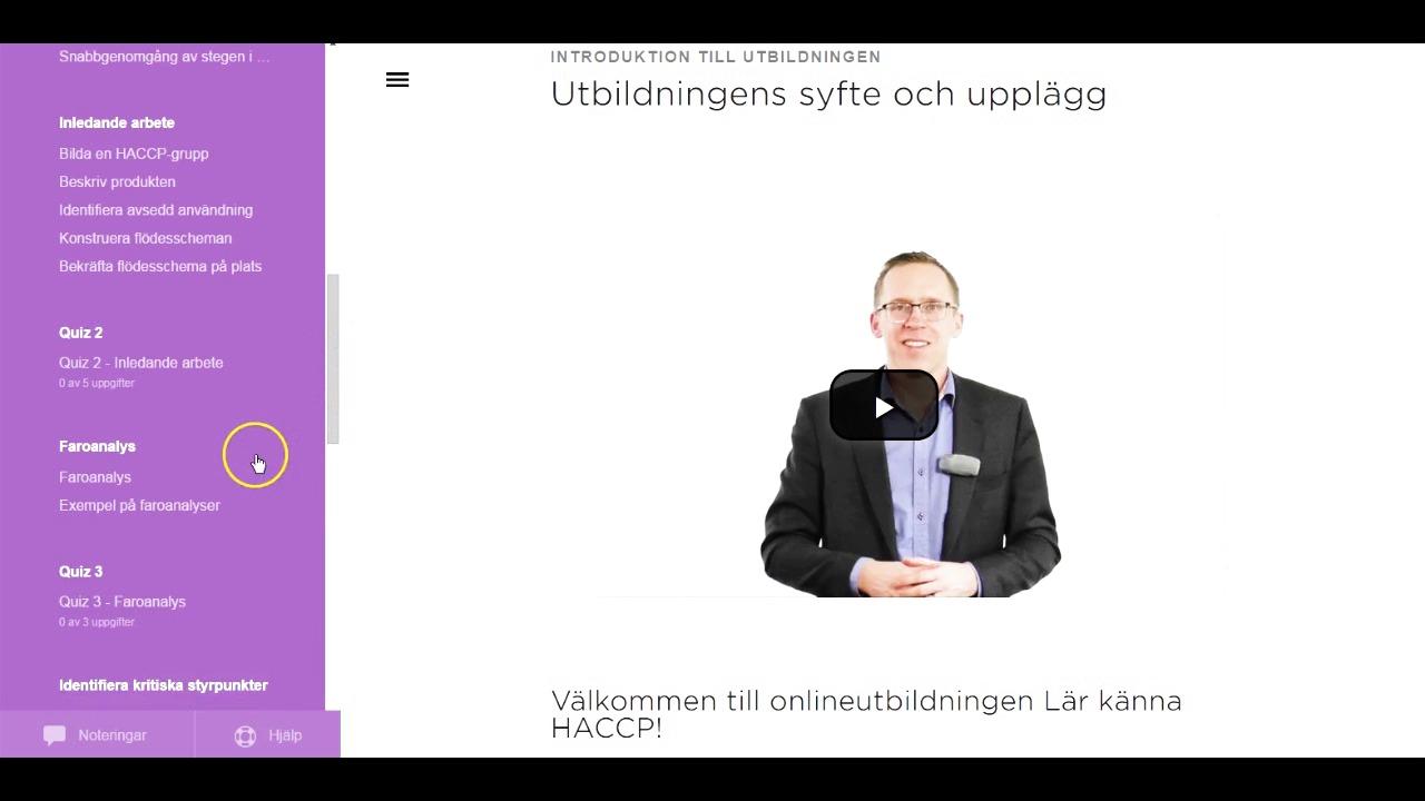 Intro i Bergström & Hellqvists onlineutbildningar