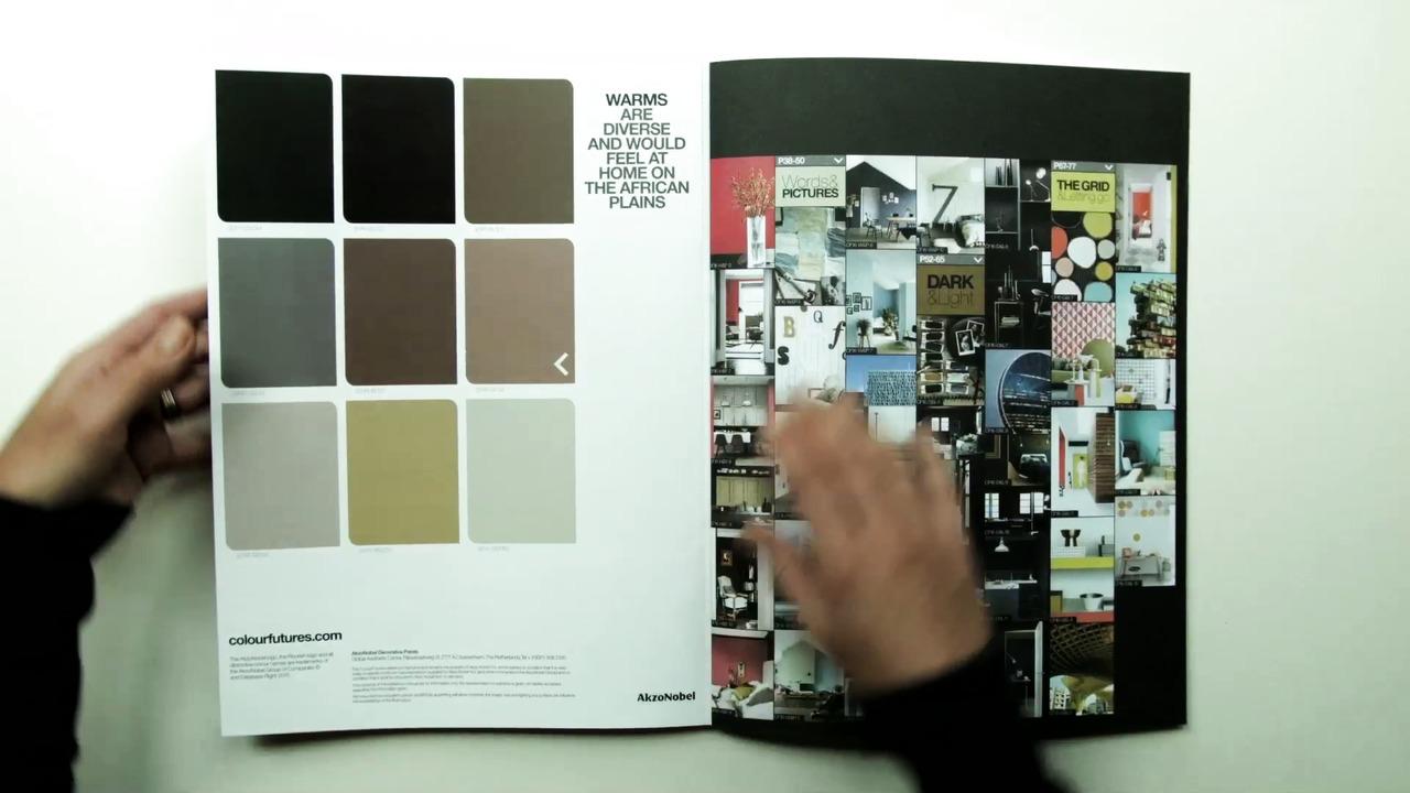 Nordsjö Colour Futures 2016 - Film