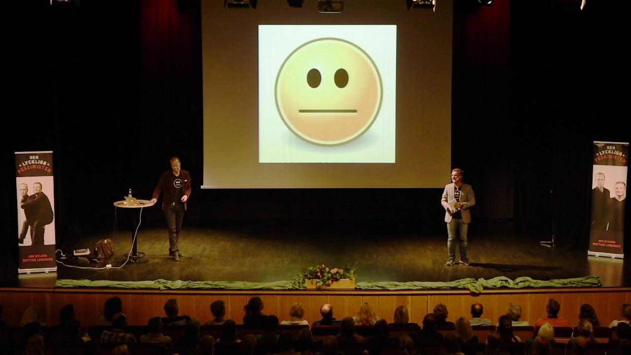 Den Lyckliga Pessimisten vårturné 2016