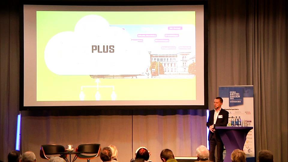 Moretime på Stora Aktiedagen den 24 november i Göteborg