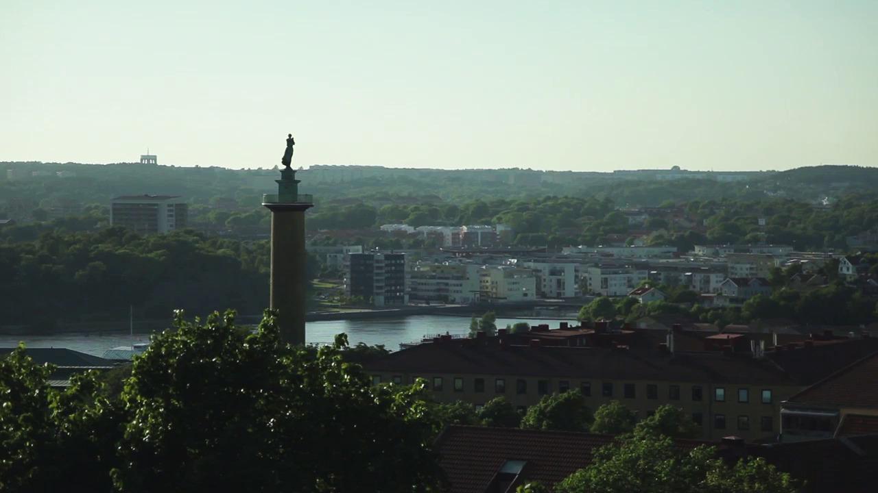 Film från Göteborg, Lyse Ängar Torslanda, av Egnahemsbolaget
