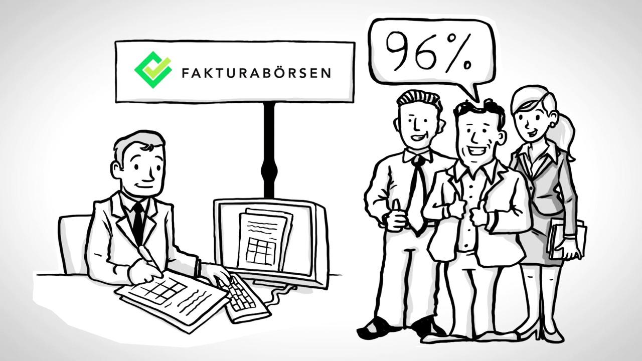 Fakturabörsen - Sveriges marknadsplats för fakturaköp