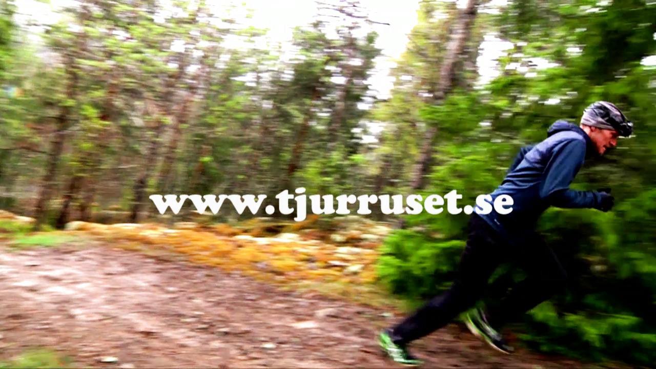 Tjur Ruset 2014, Del 1 av den hemliga banan.