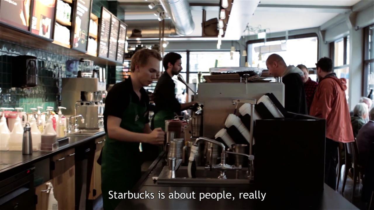 Starbucks Norge