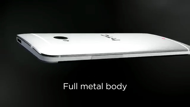 HTC One first look