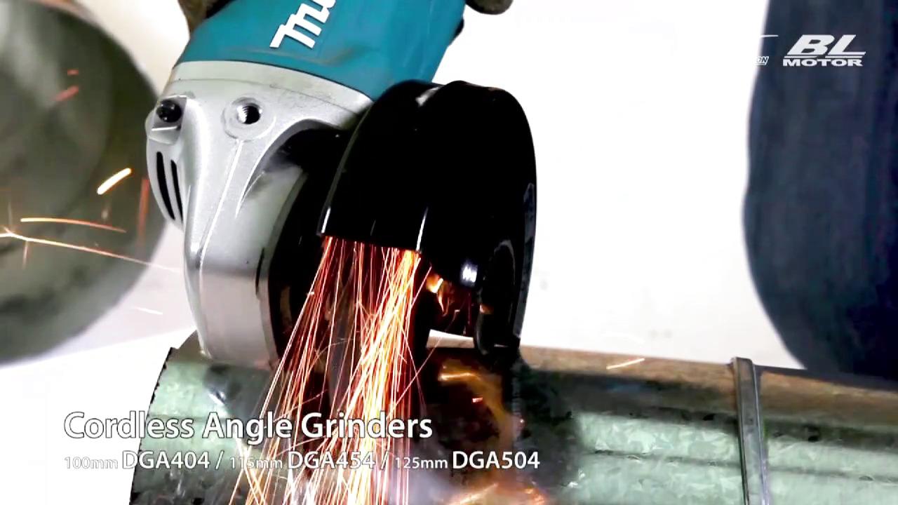 DGA504 - Utmerket ytelse - like sterk som en på strøm